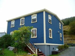 House for sale or rent  in Dunfield,Trinity Bay,Nl
