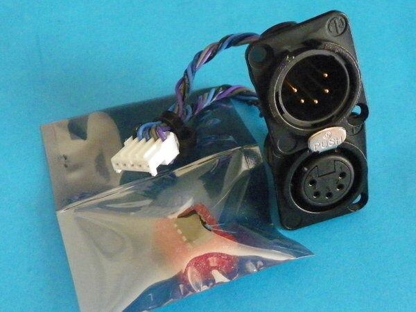 DMX-512 Upgrade Option Kit for NSI dimmer rack DDS 8600 8800 9600 9800 OPT-8512