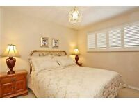 Elegant,cosy, all inclusive furnished rooms - Cedarbrae SW