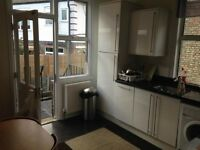 Huge fully furnished double room with fantastic views in Streatham Hill. Short term let.