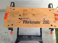Workmate 200 Portable Workbwnch