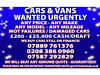 Audi - BMW - Ford - Vauxhall - VW - Land Rover - Mercedes Edgware, London