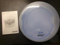Philips Avent microwaves steriliser