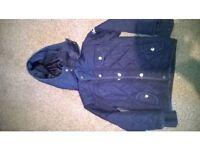 Age 3-4 years - 2 jackets & bodywarmer