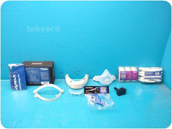 CLEANSPACE HALO CS3022 RESPIRATOR W/ ACCESSORIES @ (273429)