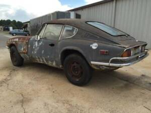 Wanted Triumph GT6 Project Car