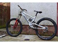 Morewood Makulu downhill mountain bike Dh bike