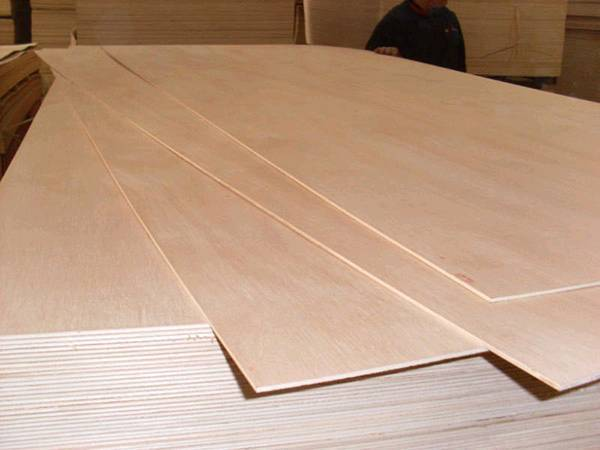 Sheets of mm flexible plywood plyboard in howden east