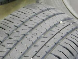 3 NOKIAN ENTYRE 215 65 16 SUMMER ALL SEASON TIRES 60$ NO TEXT