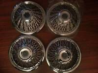 13 inch rims all for $100