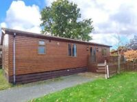 Wooden Lodge 3 Bed- Residential or Holiday use. Great for retirement or an investment opportunity.