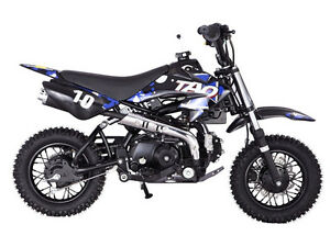 110cc Dirt Bike Brand New Electric start