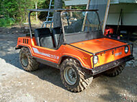 1983 TerraJet ATV 4x4 FOR SALE