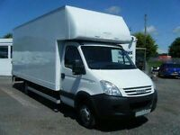 MAN & LUTON VAN HIRE CAR MOTORBIKE RECOVERY FURNITURE PIANO PALET DELIVERY MOVING SERVICE NATIONWIDE
