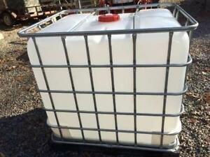 250 gallon Food Grade Water Totes in Coombs B.C.