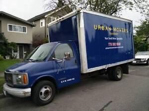 1999 GMC Savana 3500 Cube Van/ Truck