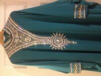 New Bridal Islamic abaya
