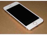 Apple iPhone 5s brand new condition !! Unlocked 16 GB Gold 4G ready !!