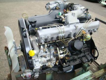 Toyota Land Cruiser 1HD-FTE Reconditioned Engine