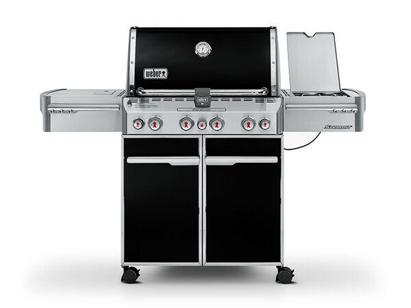 Weber Summit E-470 Propane Gas Barbecue