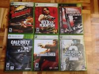 XBOX 360 Games 6 Games