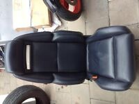 300ZX driver seat