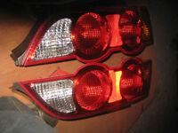 02 04 ACURA RSX DC5 TYPE R TAIL LIGHTS JDM DC5 RSX TAIL LIGTHS