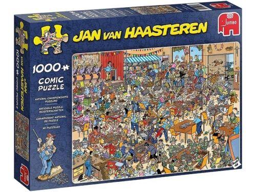 Jan Van Haasteren 1000 Piece Jigsaw Puzzle - National Puzzling Championships