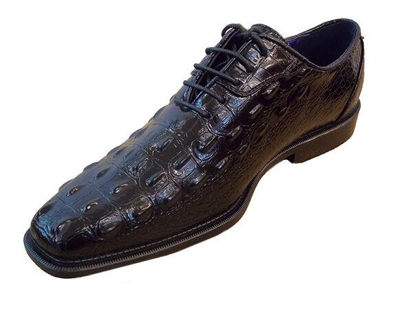 Mens Red Alligator Shoes