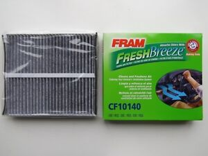 Mitsubishi Lancer 2007-15 FreshBreeze Cabin Air Filter 7803A004