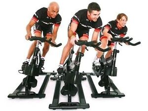 Commercial RealRyder Type Indoor Cycle Spin Bike Osborne Park Stirling Area Preview