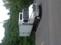2006 Hino 185 with reefer