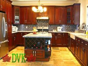 ❀ Kitchen Cabinets for Sale ❀ - Cherry Raised Panel