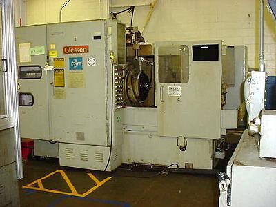 641 Gleason G-plete Hypoid Spiral Bevel Gear Generator - 27262