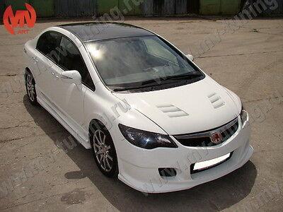 MV-Tuning Sport Hood Body Kit for Honda Civic 4D sedan 8th gen 2006-2012