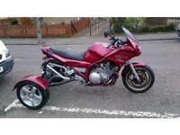 REDUCED Yamaha XJ Diversion 900 trike