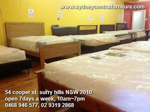 New top quality bed, base, comfortable mattress available now Ashfield Ashfield Area Preview