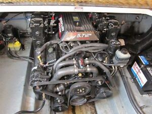 MERCRUISER 4.3 V6 ENGINE AND STERN DRIVE COMPLETE