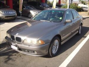 BMW 2002 530i. Must be sell by September 30