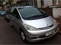 Toyota Previa 03 for sale - in car entertainment system