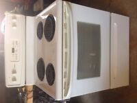"""Kenmore 30"""" self cleaning stove"""