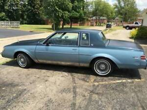 WANTED: 1985-1987 Buick Regal