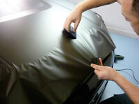 LOOKING FOR a vinyl wrap installer for vehicles