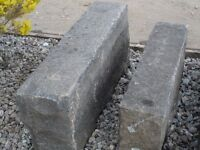 Reclaimed Whin Kerb