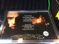 Two Framed Movie Posters