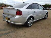 Vectra c facelift rear bumper in star silver 2au / z157 07594145438