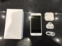 iPhone 6 - 128GB - Silver - Unlocked All Networks - Mint Grade A - 3 months old.