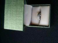 Dimond wedding ring for female