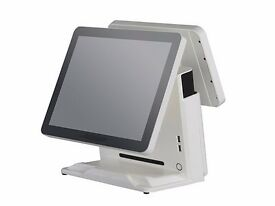 EPOS TILL TOUCH SCREEN BRAND NEW WITH SOFTWARE/SHOP TILL