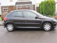 Peugeot 206 (Diesel) for sale